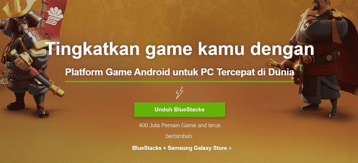 Android Emulator Paling Bagus Bluestack