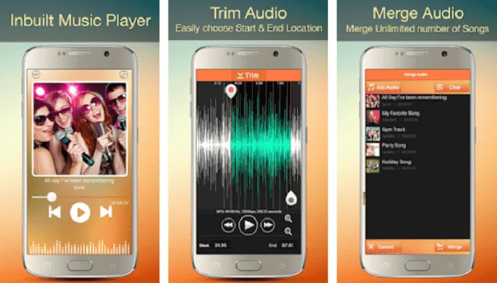 Aplikasi Pemotong Musik dan Lagu