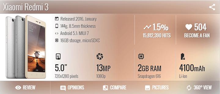 Cara Hard Reset / Format Ulang Xiaomi Redmi 3 Semua Seri