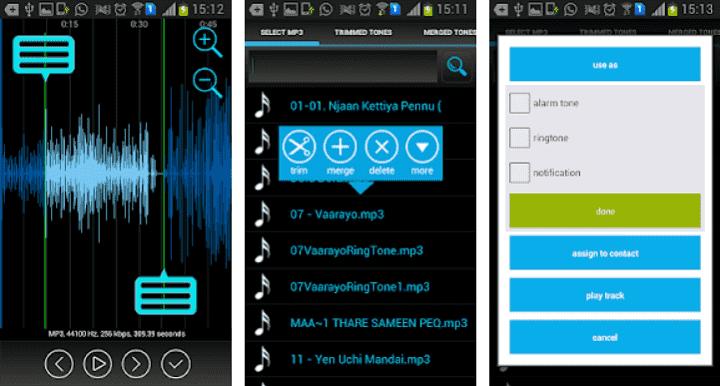 Aplikasi Pemotong dan Sambung Lagu MP3 Gratis