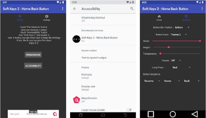 Soft Keys2 Aplikasi Untuk Menghidupkan HP
