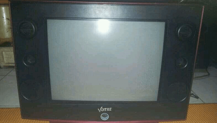 Kode Remote Televisi Votre Model Tabung