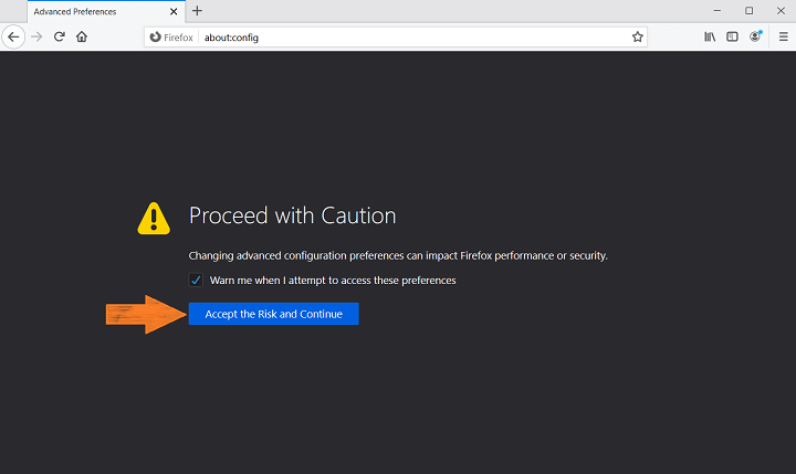 Mengatasi Error Secure Connection Mozilla Firefox