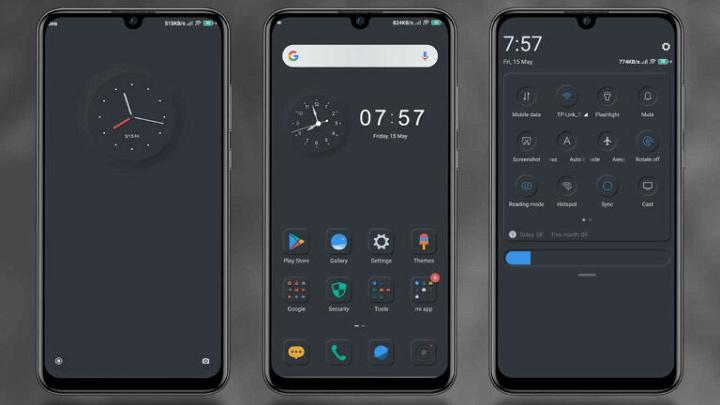 Tema Xiaomi MIUI 11 Keren