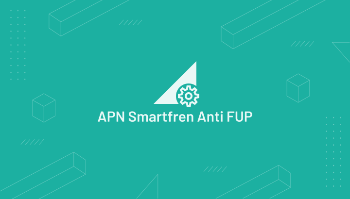 APN Smartfren Unlimited Anti FUP