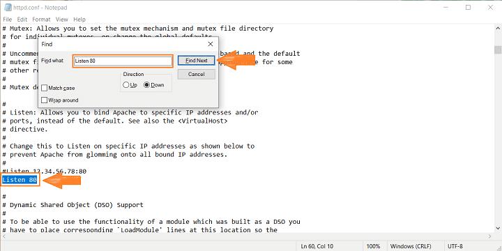 Cara Atasi Error Apache dan Xamp Tidak bisa Start
