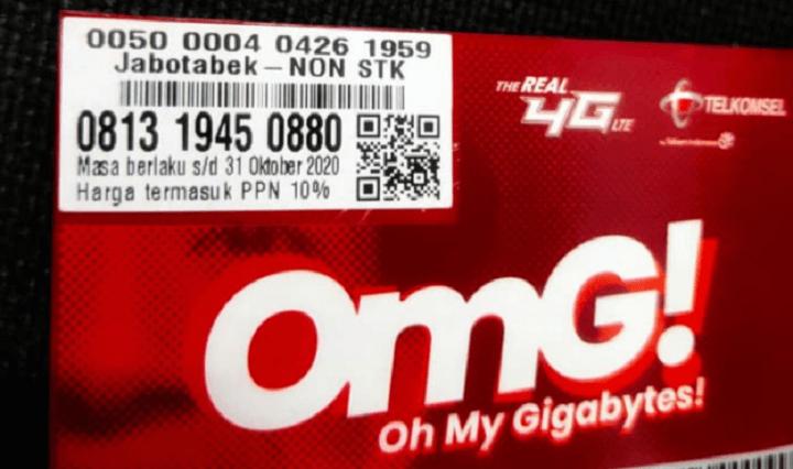 Nomor HP 0813 Ternyata dari Operator Telkomsel