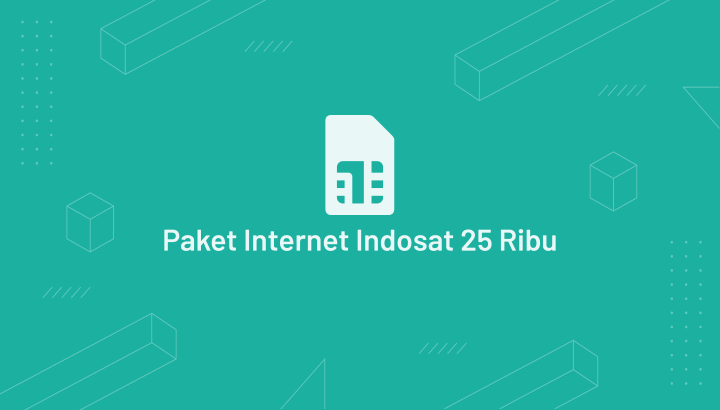 Paket Internet Indosat Unlimited Baru 25rb untuk Sebulan