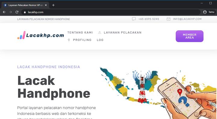 Situs Untuk Lacak HP dan Posisi Orang