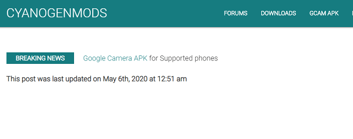 ROM CyanogenMod Android Oreo Samsung J2