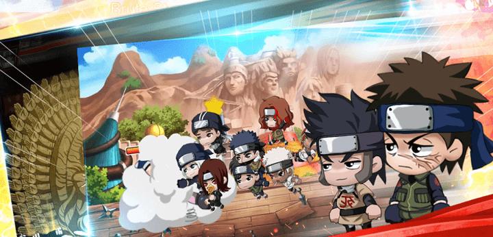 Bagi-Bagi Akun Ninja Heroes SSS Banyak Gold