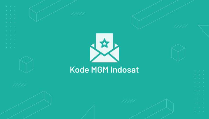 Kode MGM Indosat Terbaru
