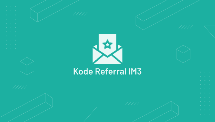 Kode Referral IM3