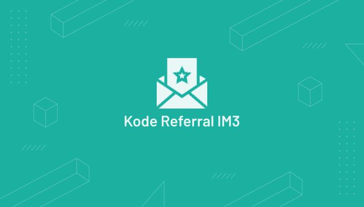 Kode Referral IM3 Gratis
