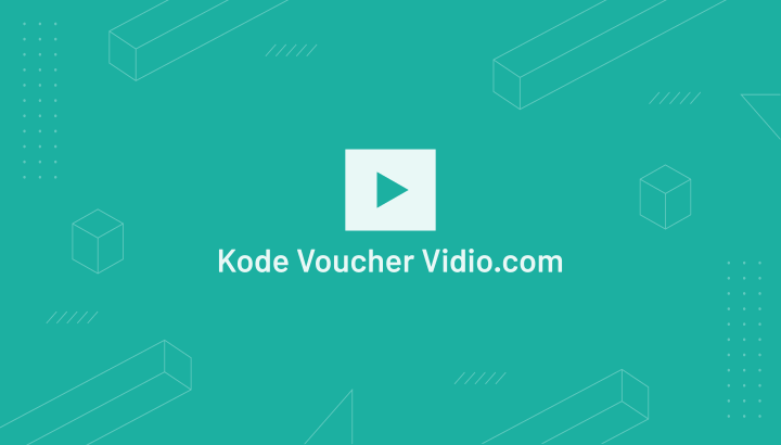 Kode Voucher Vidio Premier