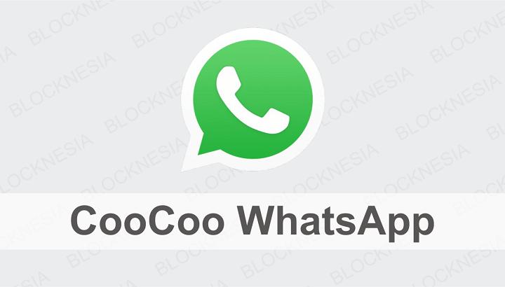 CooCoo WhatsApp Versi Terbaru