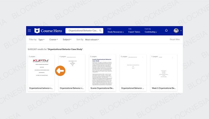 Mulai Mencari File Yang Akan di Download Secara Gratis