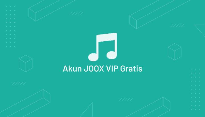 Akun Joox Vip Unlimited Permanen Selamanya Terbaru 2021