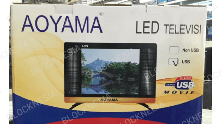 Kode Remote Joker Aoyama Tabung
