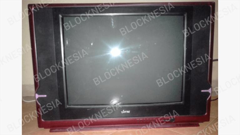 Kode TV Votre LCD dan Tabung