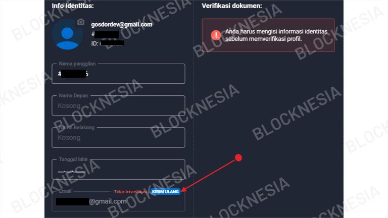 Verif Quotex dengan KTP