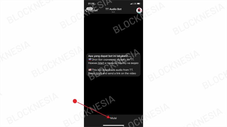 Unduh lagu TikTok MP3 dari Telegram